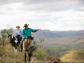 horse riding holiday the kimberleys