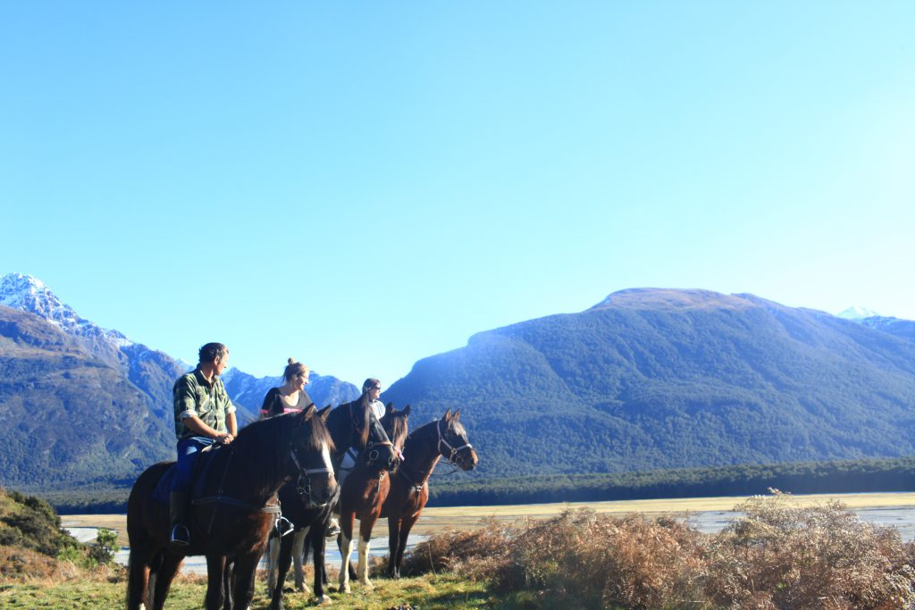 Glenorchy Back Country ride, New Zealand