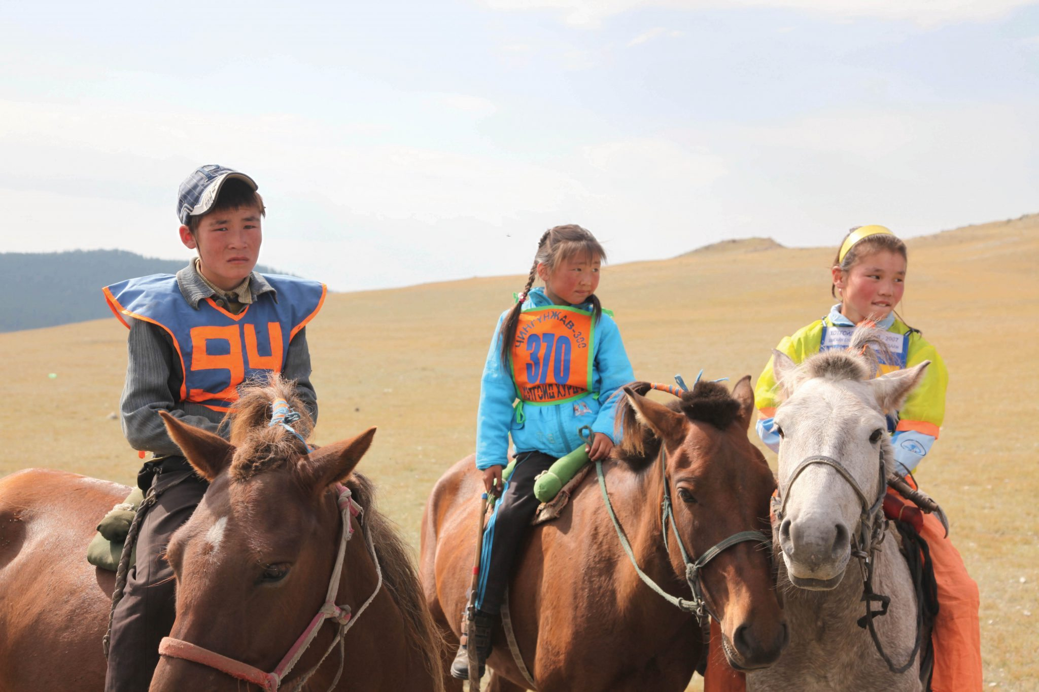 Horse riding holiday Mongolia