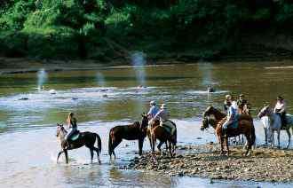 horse riding holiday in Kenya
