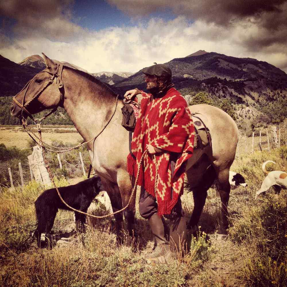 horse riding holiday patagonia