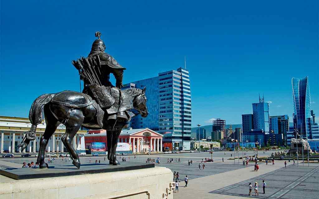 Ulaanbaatar_Tuul & Bruno Morandi:Corbis