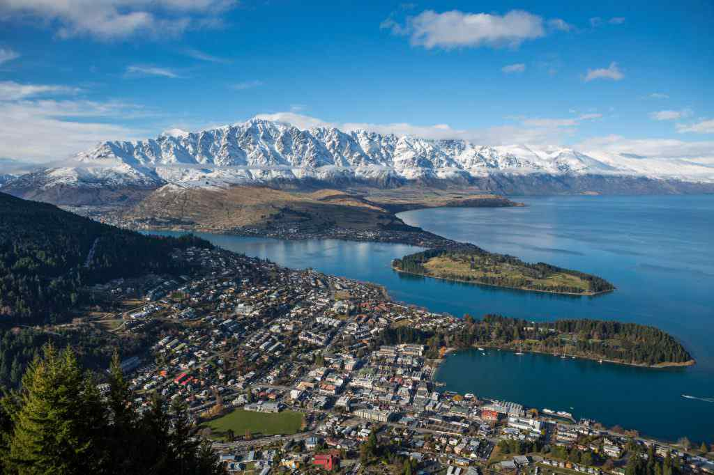 Queenstown_Hydro Attack
