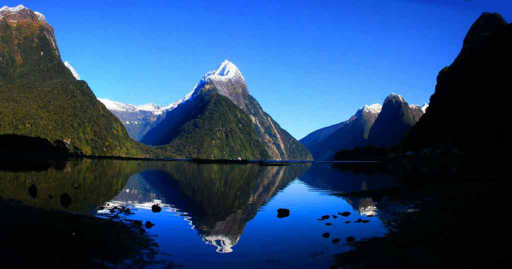Milford Sound_Spinnaker Bay