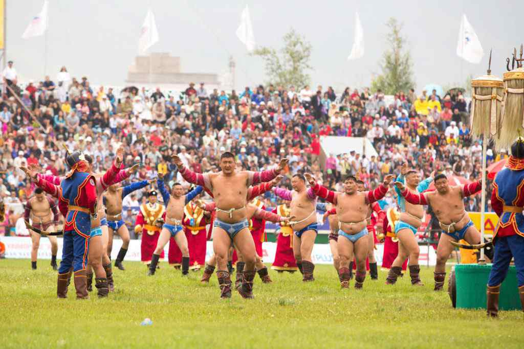 Naadam (wrestling)