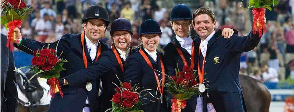 Beijing Olympics_Equestrian Australia - lead image