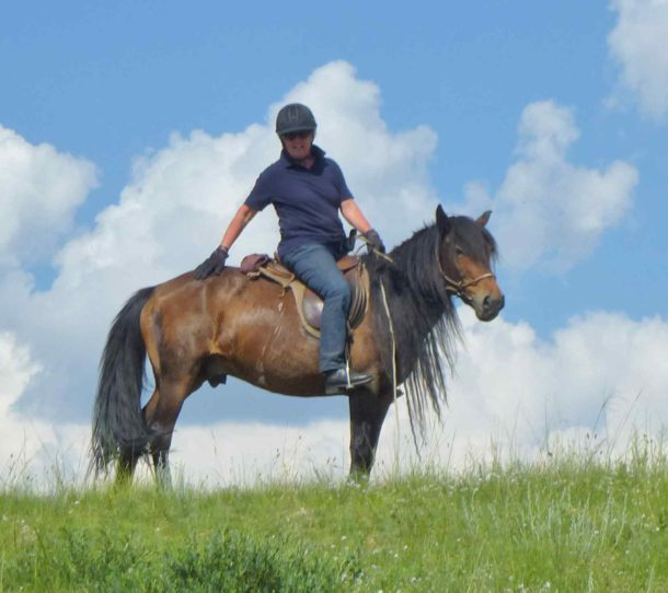Globetrotting horse riding holiday in Mongolia