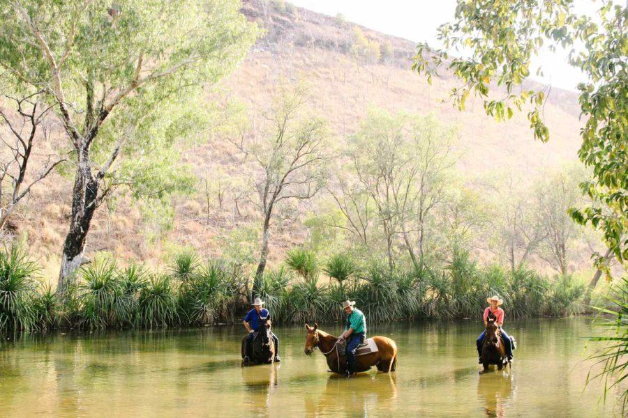 Kimberley horse riding holiday