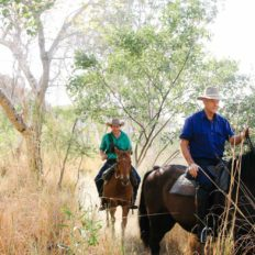 the kimberley horse riding holiday