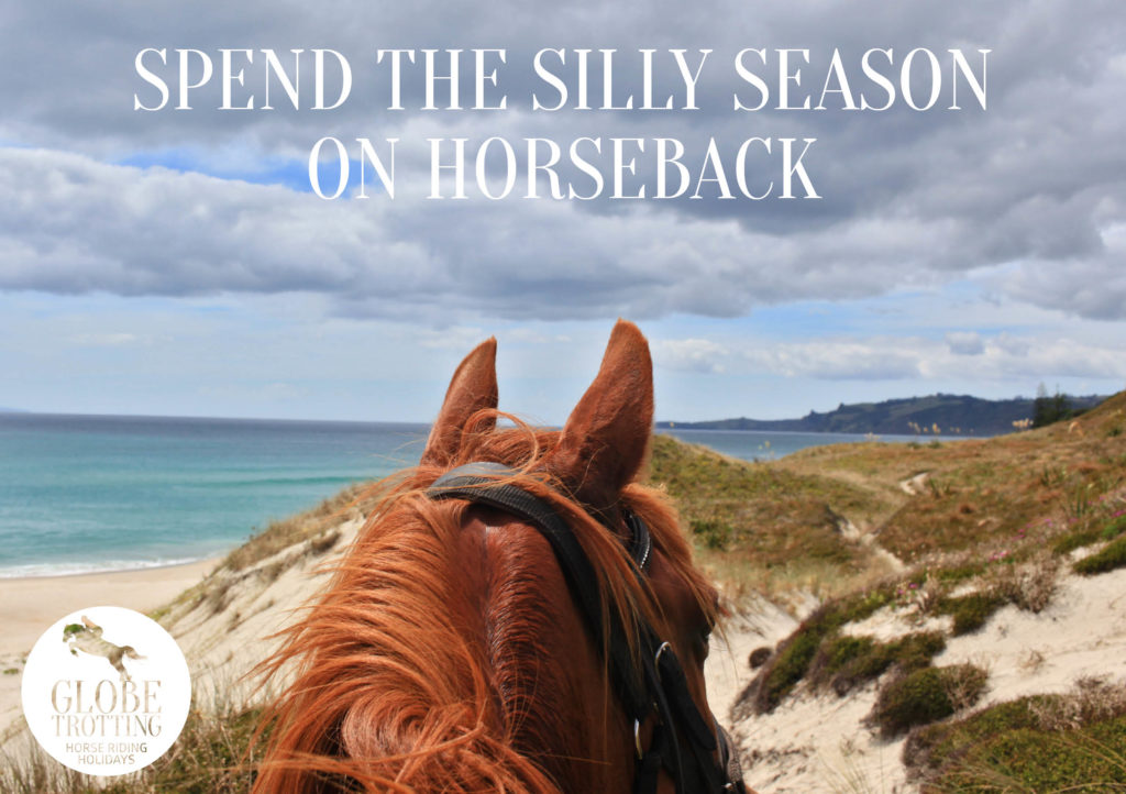 horse riding holidays over xmas