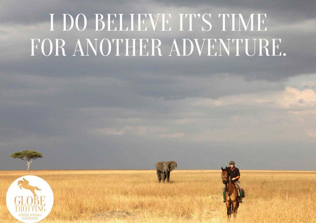 horse riding safari kenya