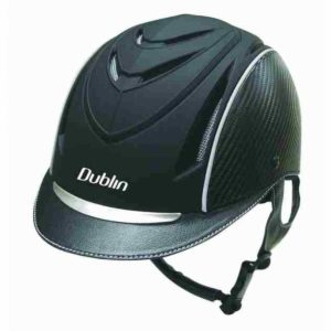 helmet for a riding holiday