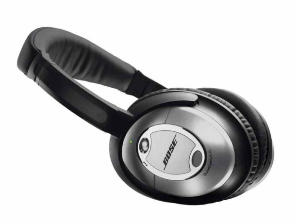 noise cancelling headphones bose
