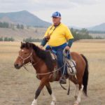 horse riding holiday guest don dummer