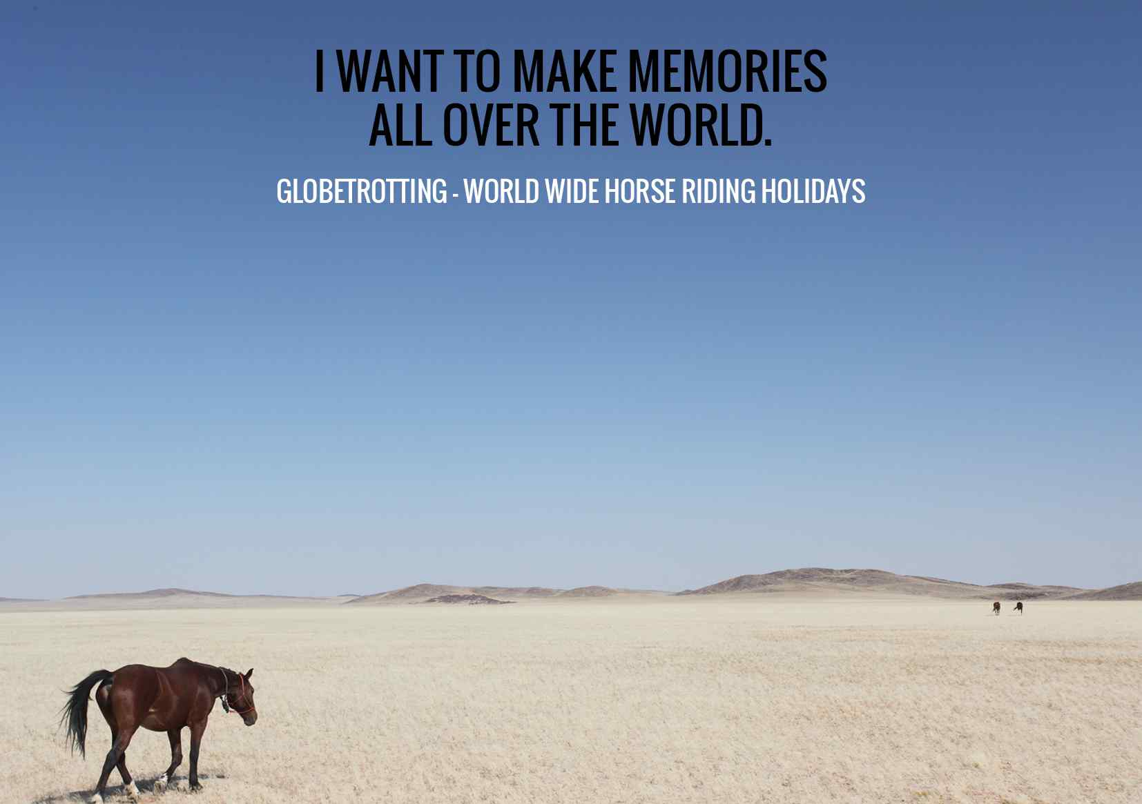 horse riding safari namibia
