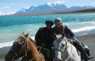 horse riding holiday guest