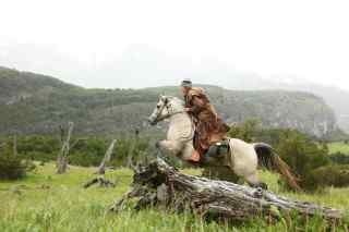 horse riding holiday with jumping