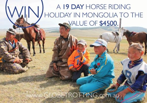 Horse Riding Holiday WIN