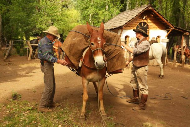 guided horse riding holiday argentina
